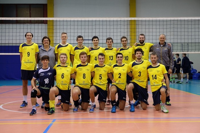 Serie C Metallsider