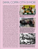 """Coppa Città di Mori, da """"Mori Informa"""", n° 3/2014"""