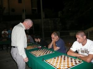 La sfida in simultanea tenuta da Wiersma contro 22 sfidanti