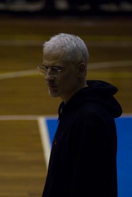Il coach, Fabrizio Lorenz (De Benedetto)