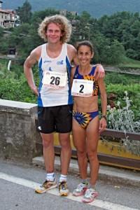 Paolo Omicini e Ana Nanu