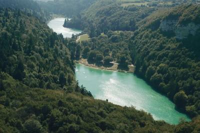 I laghi di Lamar dove ha preso il via la Tourlaghi 2011