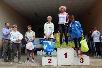 Loreta Franchi, 1^  classificata SF60