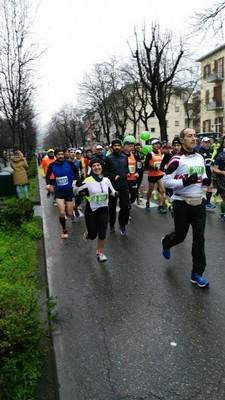 Nisoletta Tasin al debutto sulla distanza di 42 km