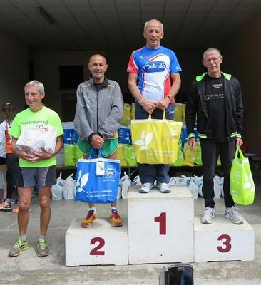 Maurizio Prighel, 3° classificato SM65