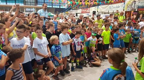 Folla e grande entusiasmo alle premiazioni del Trofeo Mtb Oltrefersina