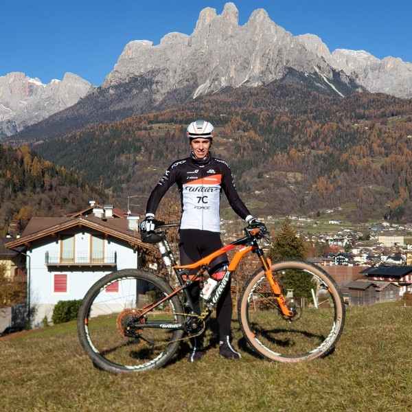 Enrico Loss, new entry in casa Wilier 7C Force