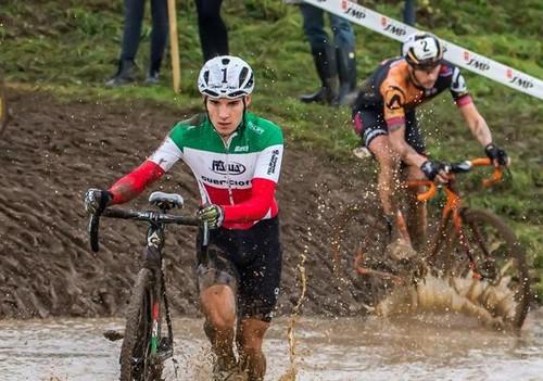 Jakob Dorigoni in azione (foto Alessandro Billiani)