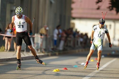 Lo sprint vincente di Alessio Berlanda