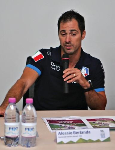 Alessio Berlanda (foto Newspower)