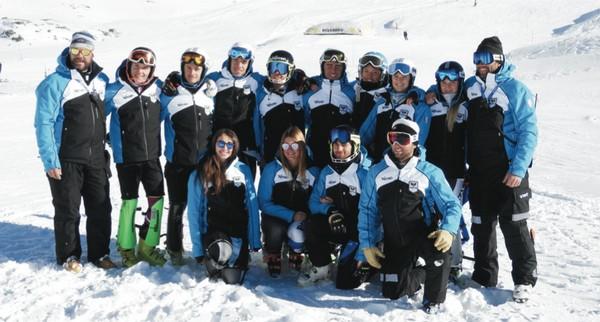 La squadra del Comitato Trentino 2016/2017