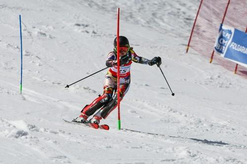 Francesca Gatta (foto Merler)