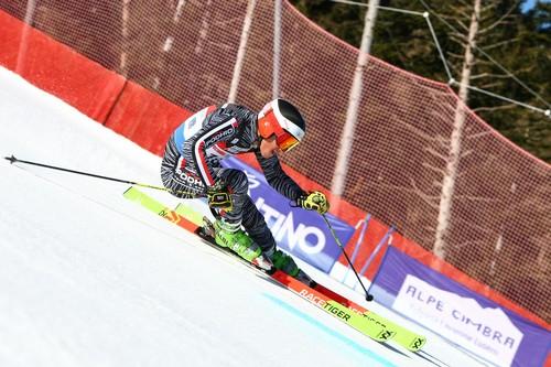 Sebastiano Zorzi all'AlpeCimbra 2019