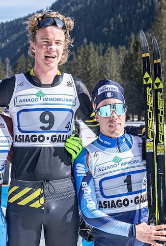 Alessandro Chiocchetti e Matteo Ferrari