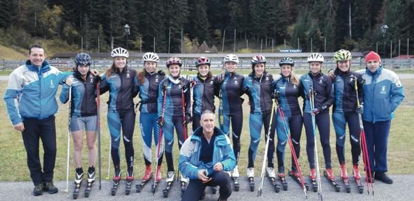 La squadra femminile di Comitato 2016/2017