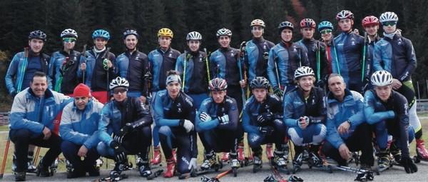 La squadra maschile di Comitato 2016/2017