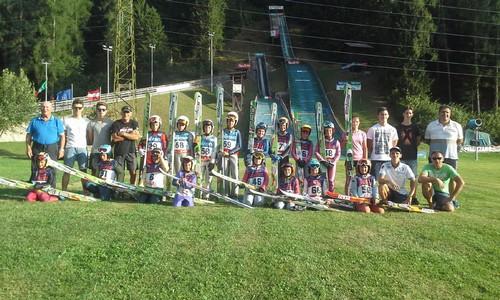Il Gruppo sportivo Monte Giner