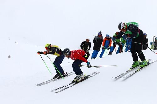 children Zorzi sono FISI nello e Claus d'oro a TRENTINO skicross 1FWWpcB8P