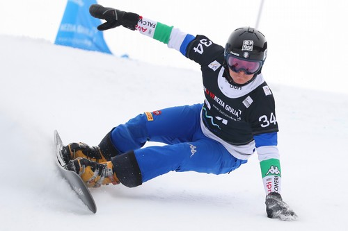 Mirko Felicetti ha vinto la sua prima gara di Coppa del Mondo