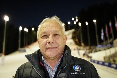 Angelo Dalpez presidente di Fisi Trentino