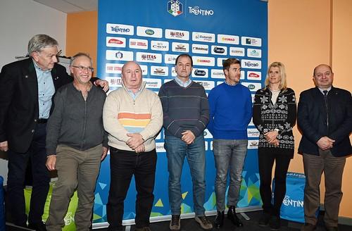 Gli organizzatori di gare giovanili e campionati italiani