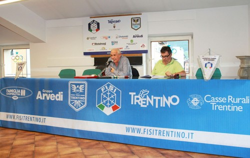 Un momento di Fisi Meeting 2017