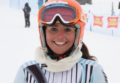 Anastasja Rasom (Ski Team Fassa)