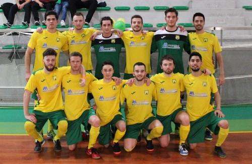 I vice campioni della Coppa Provincia di serie D del C5 Rovereto