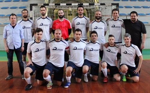 I vincitori della Coppa Provincia di serie D del San Rocco