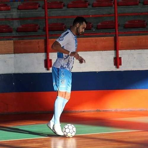 Vilmar Pereira in azione