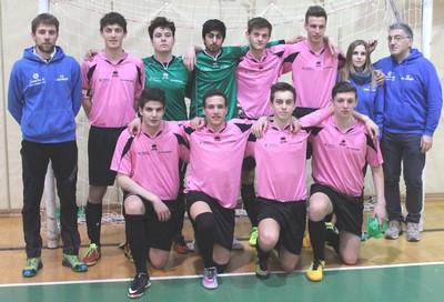 Gli Allievi del Calcio Bleggio neocampioni provinciali