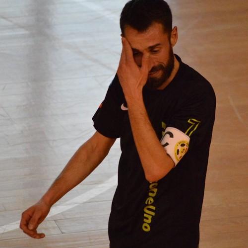 Beppe Fratacci con la maglia del Mercatone Uno