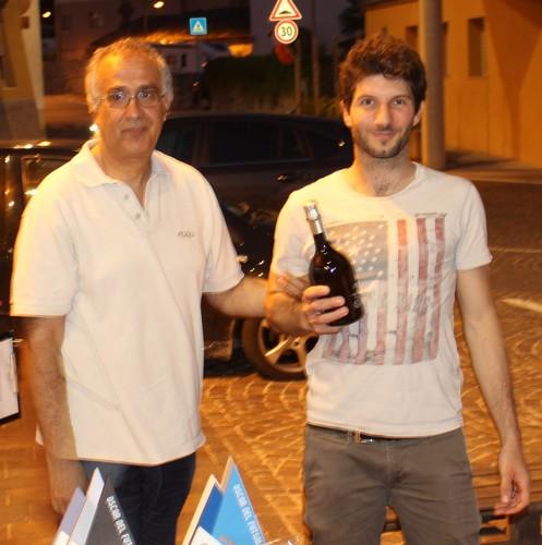 Matteo Nicolussi Paolaz (Altipiani) premiato per il girone B della serie D come miglior giocatore