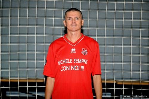 Un mito del futsal: Marcio Brancher