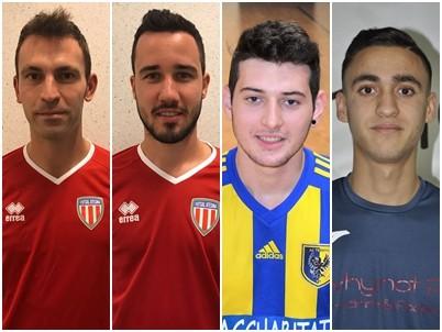 Crepaldi, Degasperi, Iancu e Moufakir: chi vincerà?