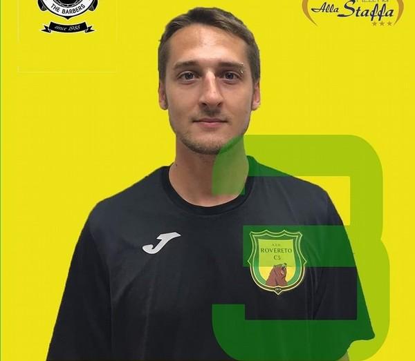 Mattia Baldessarini (Calcio a 5 Rovereto)
