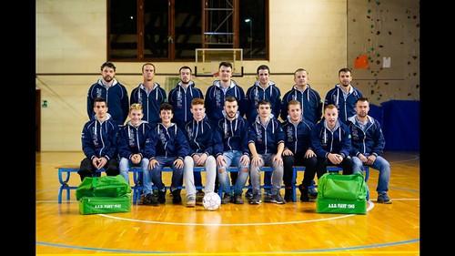 La formazione del Fiavé, protagonista in Coppa