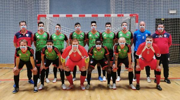 La formazione del Futsal Atesina