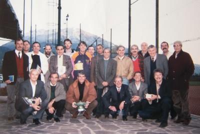 Foto di gruppo della prima edizione (1990)