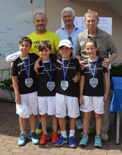La squadra Under 10