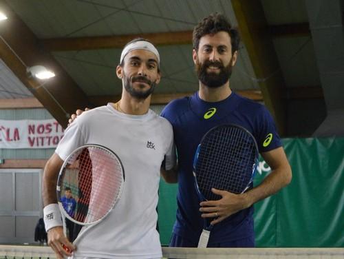 Yannick Jankovits FRA e Matteo Viola ITA  finalisti Edizione  2017