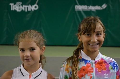 Chiara Bartoli e Clara Marzocchi