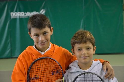 Fabio Leonardi e Marco Lorenzon