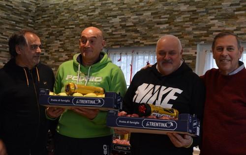 Massimo Mariani e Claudio Salandini  vincitori