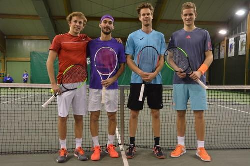 Jacq/Jankovits e Langer/Haerteis finalisti doppio