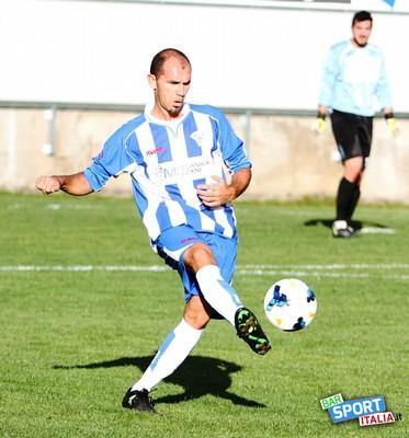 Marco Zaninelli è tornato a guidare la difesa biancazzurra