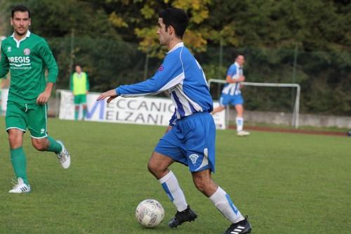Andrea Festa, titolare nel grigio match di Bolzano