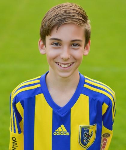 Alessandro Ghesla ha firmato il gol decisivo della finale