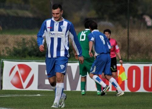 Poco prima dell'episodio decisivo, Manuel Grassi ha sfiorato il gol