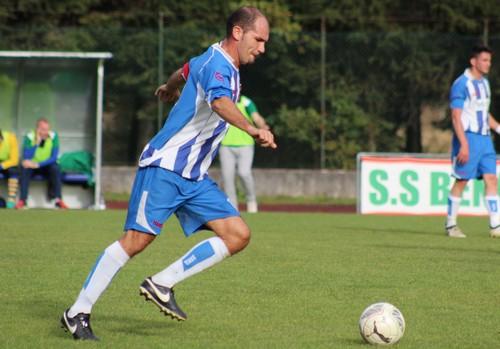Capitan Marco Zaninelli ha aperto le danze